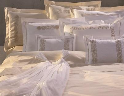 эксклюзивное постельное белье сатин, джакард, постельное белье на заказ с вензелями, монограммами, вышивкой, заказать постельное белье