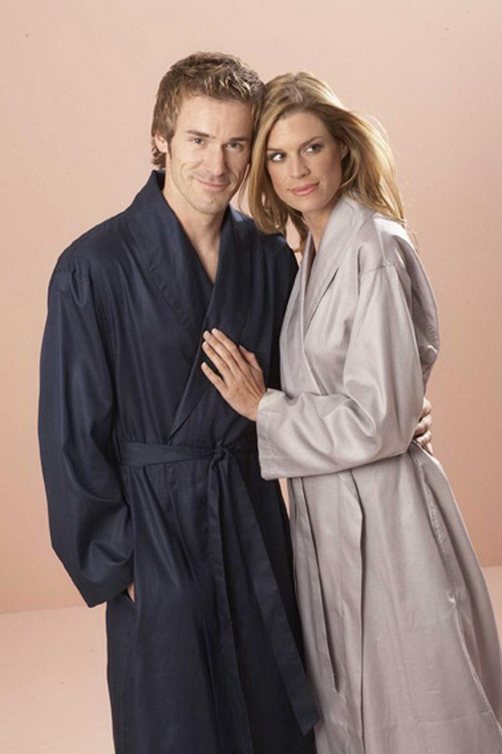 махровые,шелковые мужские халаты01
