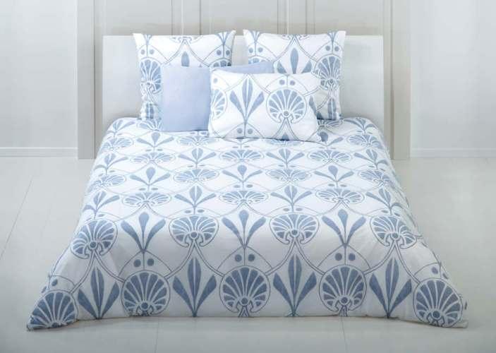 купить комплект постельного белья на резинке Jersey & Linnen Jersey Art Deco
