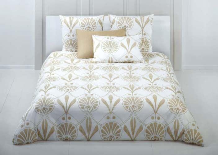 купить комплекттрикотажного постельного белья  на резинке Jersey Art Deco купить в интернет-магазине в Москве