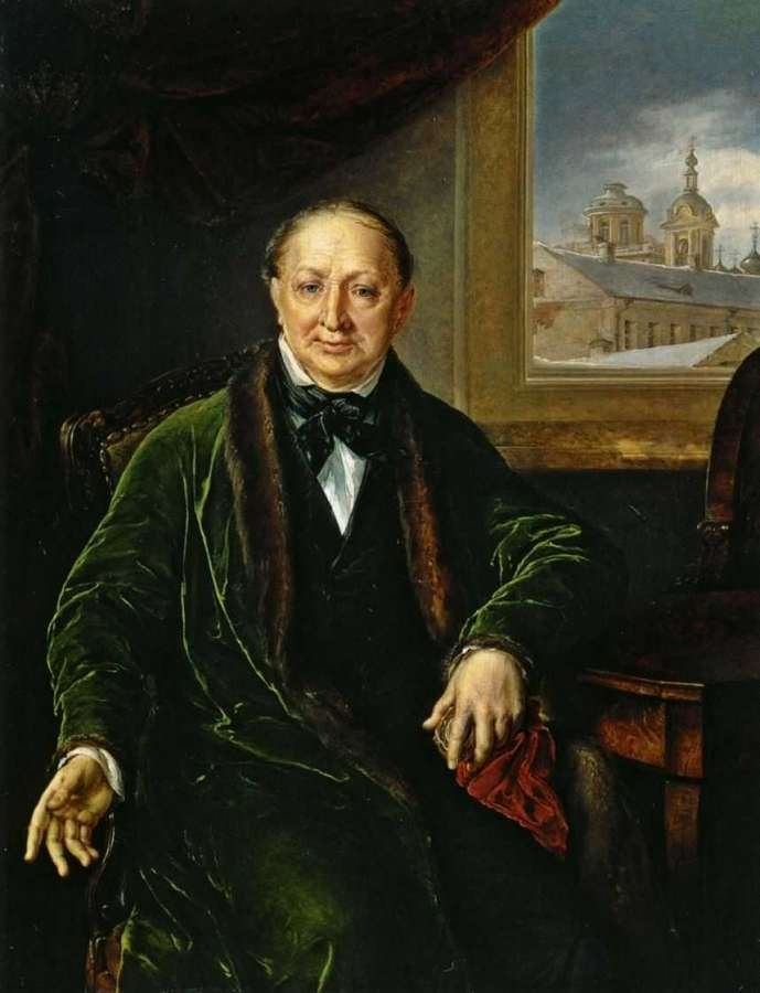 М.Ф.Протасьев