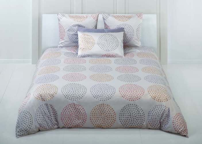 Sateen Modern Gone Dotty