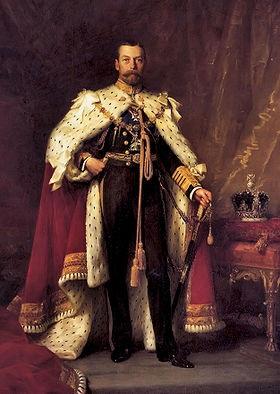 Георг V, меховые пледы, меховые покрывала