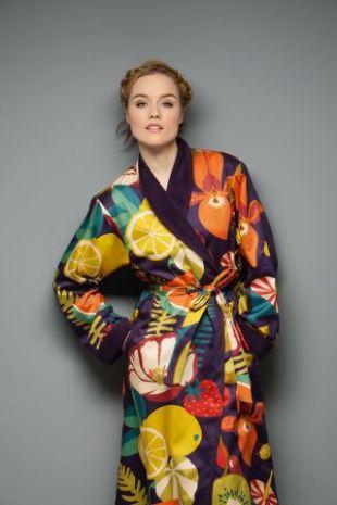 Женские халаты на махровой подкладке La dolce Vita 2