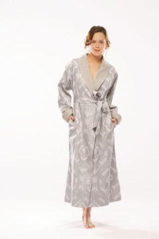 Женские халаты на махровой подкладке Les Jacquards