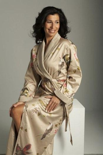 Женские халаты на махровой подкладке Paradis 2