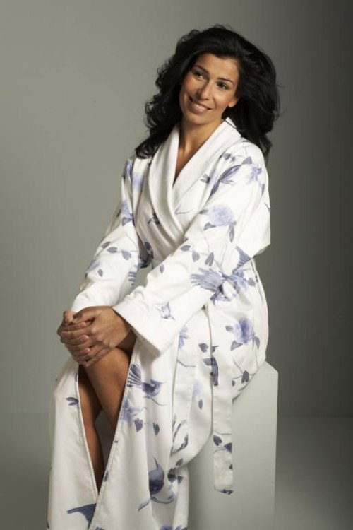 Женские халаты на махровой подкладке Paradis 3