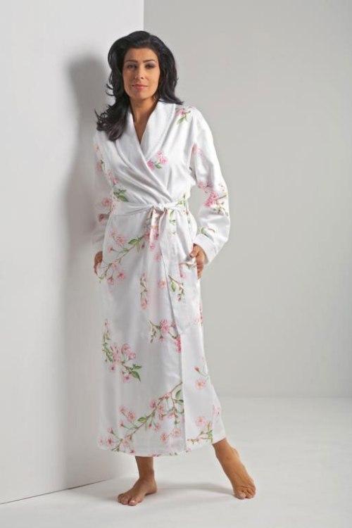 Женские халаты на махровой подкладке Hanami