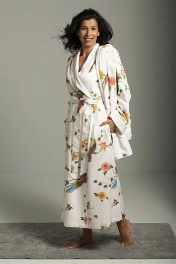 Женские халаты на махровой подкладке Paradis