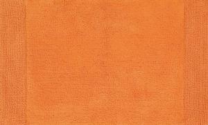 Махровый коврик для ванны прямоугольной формы