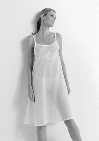 Ночная сорочки из муслина и хлопка 100% Sophie