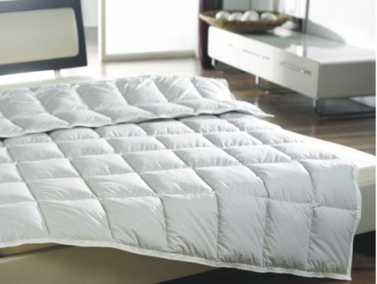 Одеяло из пуха гаги Королева ночи