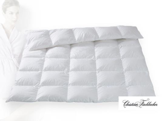 Пуховое одеяло из гусисного пуха Лугано