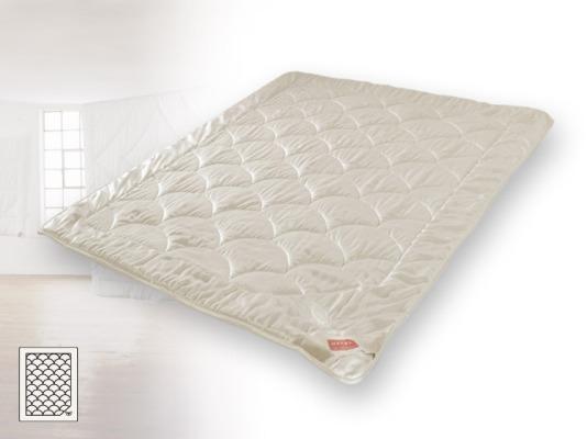 Шелковое одеяло Hefel Рубин Роял