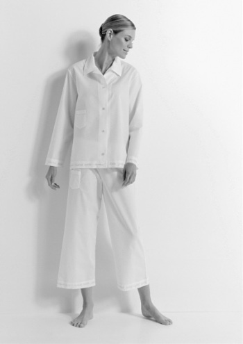 Пижама из батиста и хлопка 100% Arlette
